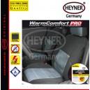 Vyhřívaný potah sedačky 12V WARM COMFORT carbon HEYNER PREMIUM