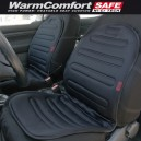 Vyhřívaný potah sedačky 12V černý HEYNER WARMCOMFORT 504000