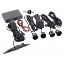 Parkovací asistent 4 senzory LED displej Compass 33602