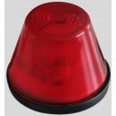 Brzdové světlo zadní WE93 červené