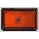 Směrové světlo zadní W12 oranžové