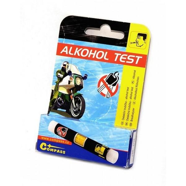 Detekční trubička - alkohol tester Compass 01525