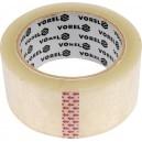 Páska balící PP průhledná, 48 mm x 66m Vorel 75304