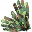 "Rukavice zahradní camuflage dub 8"" FLO 74113"