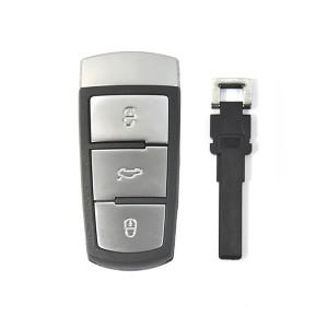 Náhradní klíč VW Passat B6, 3tl., 433MHz, 3CO 959 752 BA