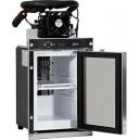 Chladnička pro sanitní vozy 7L 12/24V 4°C Indel B FM07
