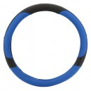 Potah volantu COLOR LINE modrý Compass 31450