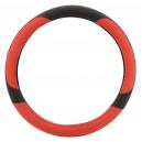 Potah volantu COLOR LINE červený Compass 31451