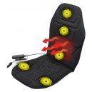Potah sedadla vyhřívaný s masáží 12V ARROW Compass 04126