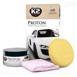 Tvrdý vosk karnauba K2 PROTON 200 g