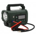 Kompresor / zdroj AKU Power starter 300A LiFePO4 Compass 07200