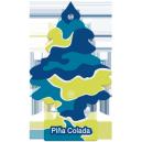 Vonný stromeček WUNDERBAUM Piña Colada