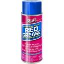 Červené penetrační mazivo s obsahem hliníku 326 ml