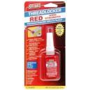 Zajištění šroubových spojů extra silné červené tuba 10 ml