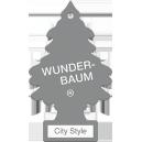 Vonný stromeček WUNDERBAUM City Style