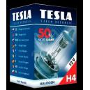 Žárovka 12V H4 60/55W P43t +50% TESLA B30401