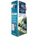 NANOPROTECH GNP Glass & Mirrors Cleaner Automotive sada 750 ml