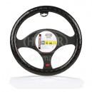 Potah volantu černý 37-39cm TOP Heyner 601000
