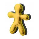 Osvěžovač JEFF zlatý chrome - Magic Vanilla