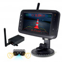 """SET bezdrátový digitální kamerový systém s monitorem 4,3"""" / Transmitter + kamera s 2 senzory"""