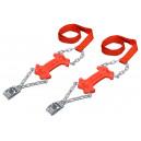 Vyprošťovací pásy K2 univerzální 2ks 01455