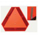 Trojúhelník pro pomalá vozidla s úchytem