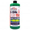 PAG olej ISO 150 s UV barvivem 946 ml
