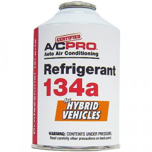 Chladivo R-134a pro hybridní vozidla (283 g)
