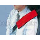Návlek na bezpečnostní pás červený