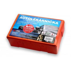 Autolékárnička krabička podle nové vyhlášky